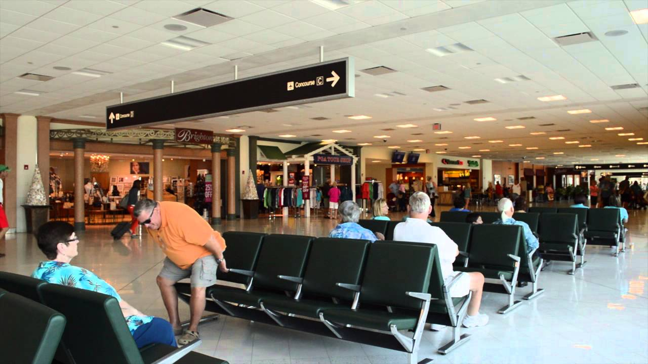 The growth of RSW airport