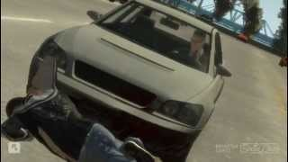 GTA IV | Tirate Del Auto Andando Decian No Pasara Nada Decian Thumbnail