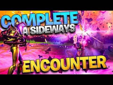Download How To COMPLETE A SIDEWAYS ENCOUNTER (Season 8 Monster Research Questline Legendary Challenge)