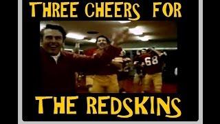 Three Cheers for the Redskins, (ORIGINAL VERSION), NFL Films, Lost Treasures