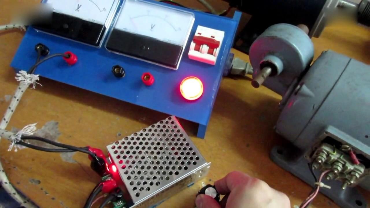 4000W 220V SCR Electronischer Spannungsregler Motorregler Voltage Regulator