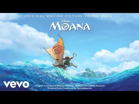 OFFICIAL Moana Soundtrack