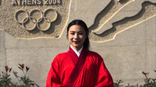 An Nanjing YOG support video by a group of Traditional Han Clothing Lovers