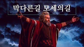 [설교] 막다른길 모세의길 (출애굽기 14장) | 출애굽기 시리즈 [모세이야기#3] | 동시통역설교 담임목사 정재천 | 말씀이 살아있어 부흥하는 교회, 메이플처치