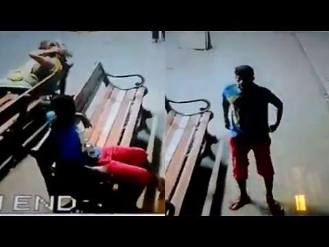 Man tries to rape a woman on train, CCTV footage reveals identity