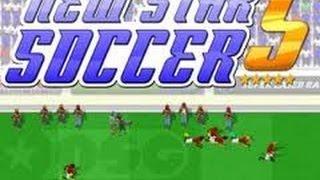 New Star Soccer 5: Co gdzie i jak// Gameplay PC.