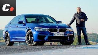 BMW M5 2018 | Primera prueba / Test / Review en español | coches.net