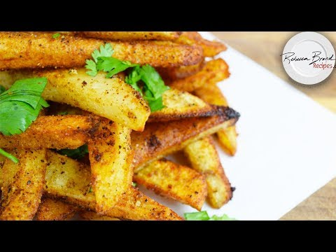 Healthy Fried Potatoes Recipe – Simple to Make Baked Fries