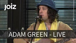 Adam Green - Never Lift A Finger (live at joiz)