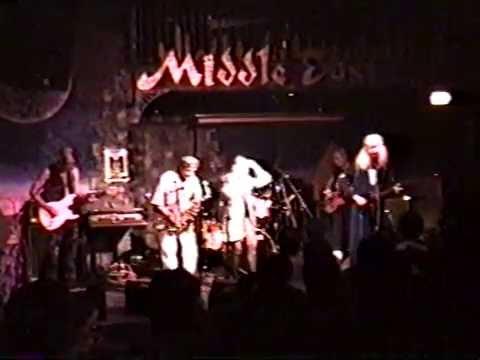 Gong (band) 10/18/1996 Philadelphia Pa Middle East Club Shapeshifter Tour '96 live on stage