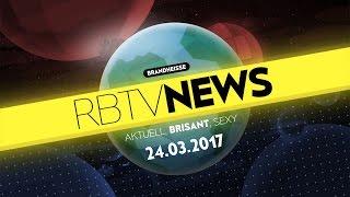 YouTube-Money, Vitaminbombe Ingwer, Das Geburtstagskind, Apple-Innovation | RBTV News vom 24.03.2017