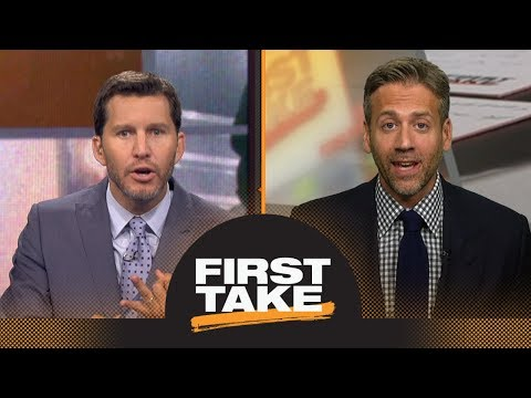 Max, Will Cain debate if Aaron Rodgers should take discount to stay with Packers | First Take | ESPN