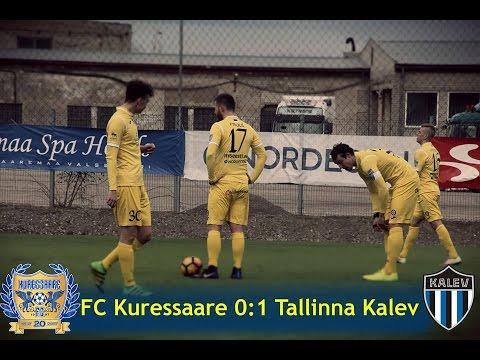 FCK TV: EL 5. voor - FC Kuressaare vs JK Tallinna Kalev - 08.04.2017