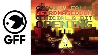 Gravity Falls - Weirdmageddon - Official 8-bit Theme