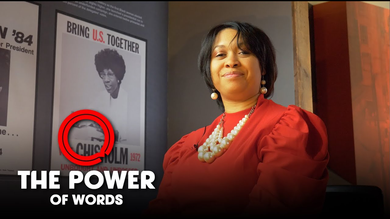 Power of Words- Black History Month Tribute