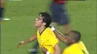 2010 World Cup South America: Brazil vs Ecuador