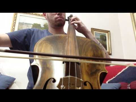 Oogway Ascends Cello and Piano
