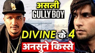 4 Unknown Facts About Real Gully Boy DIVINE | असली GULLY BOY