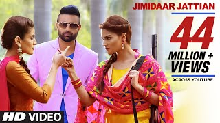 Gagan Kokri: Jimidaar Jattian FULL VIDEO | Preet Hundal | Latest Punjabi Song 2016
