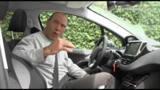 Peugeot 2008 analisis plazas delanteras