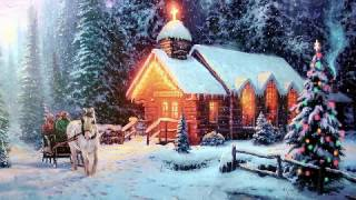 26 Popular Traditional Christmas Carols w  Festive Art by Thomas Kinkade YouTube Videos