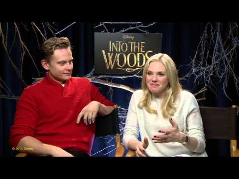INTO THE WOODS   with MacKenzie Mauzy and Billy Magnussen