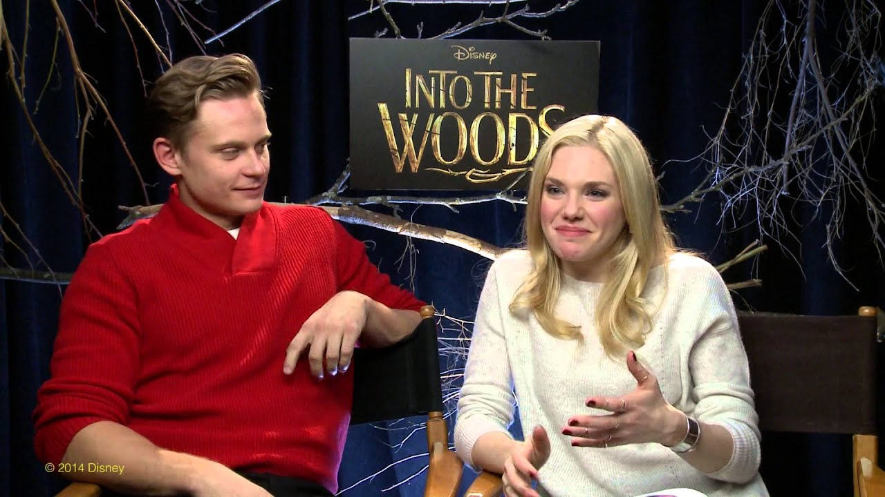INTO THE WOODS - Interview with MacKenzie Mauzy and Billy ...