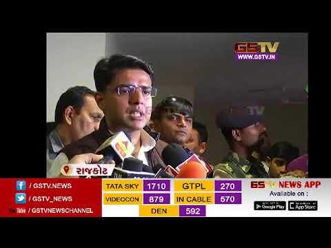 Congress youth leader Sachin Pilot strikes against BJP on unemployment