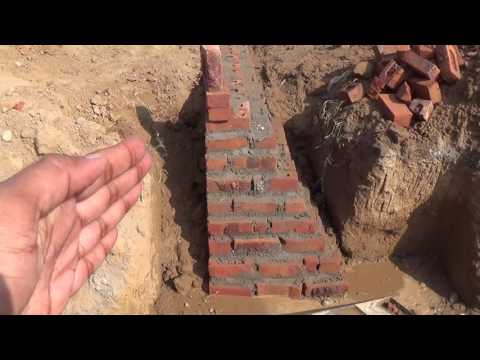Building Foundation Types in House Construction (HINDI)