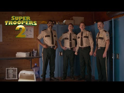 SUPER TROOPERS 2 I Back in Business | FOX Searchlight