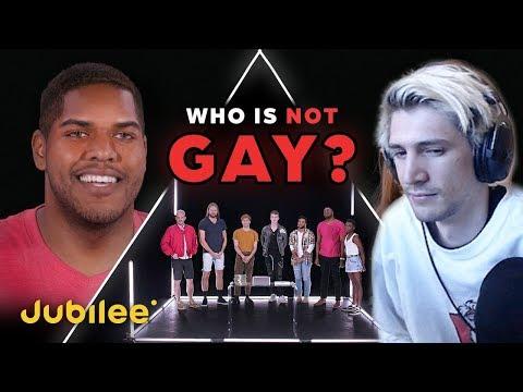 XQc Reacts To 6 Gay Men Vs 1 Secret Straight Man
