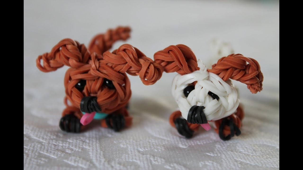 Rainbow Loom Nederlands Hondje Youtube