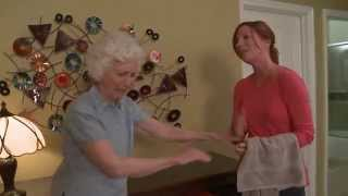 Caregiver Training Part III: Refusal to Bathe | UCLA Alzheimer's and Dementia Care