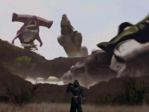 Power Ranger Fuerza Salvaje | Rangers vs...