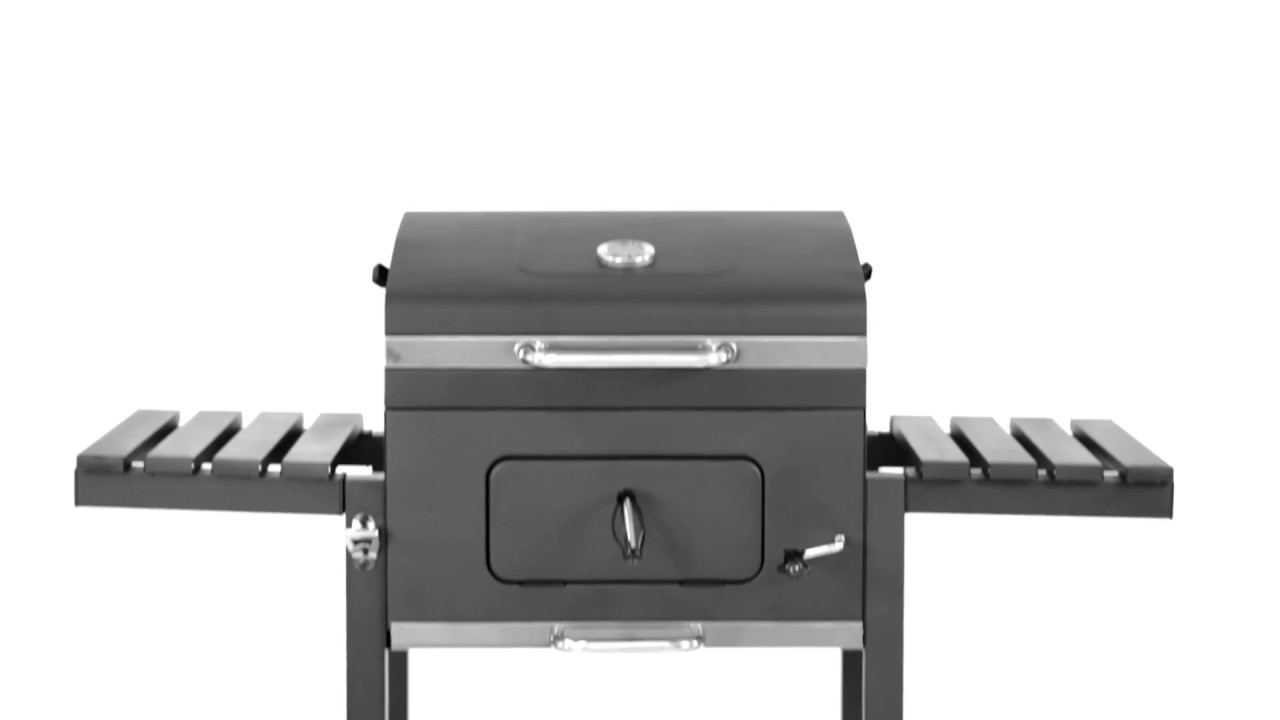 Backyard Bbq Smoker sky2634 best choice products premium barbecue charcoal grill smoker