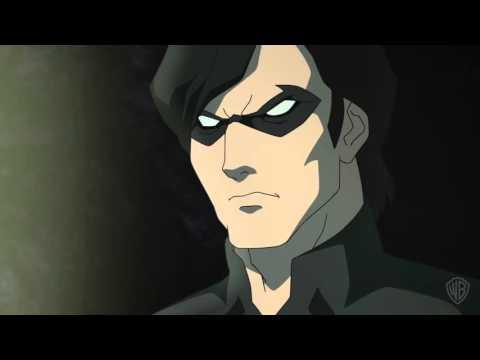 Бэтмен: Дурная Кровь (Batman: Bad Blood) - Отрывок 1
