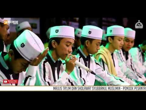 Syubbanul Muslimin - New Cinta Di Atas Sajadah Voc Hafidzul Ahkam Syubbanul Muslimin Live Lirboyo Kediri