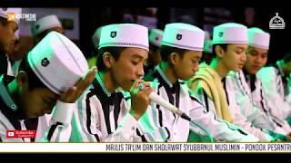 "Video "" New "" Cinta Di Atas Sajadah - Voc. Hafidzul Ahkam Syubbanul Muslimin Live Lirboyo Kediri download MP3, 3GP, MP4, WEBM, AVI, FLV Mei 2018"