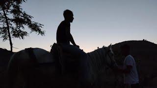 COCUKLARLA AT A BİNDİK - yeni atımız