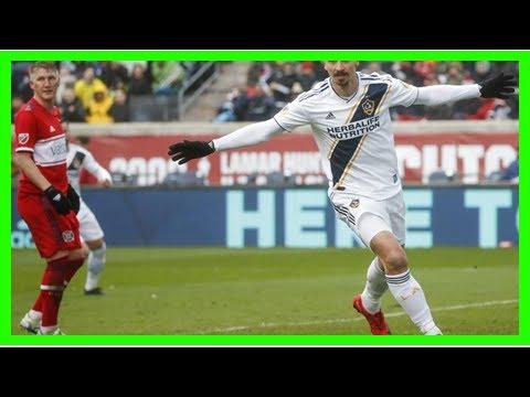 Aktuelle Nachrichten | Ibrahimovic trifft gegen Schweinsteiger-Team Chicago zum Sieg