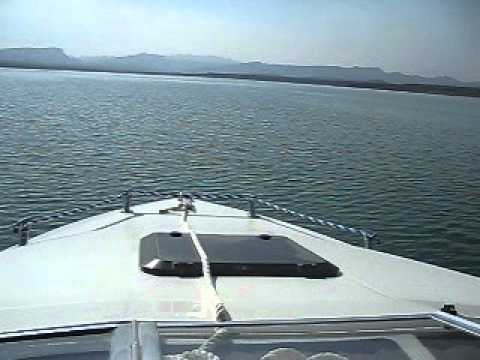 1991 Bayliner Cuddy Cabin 21 ft (June 20, 2012)