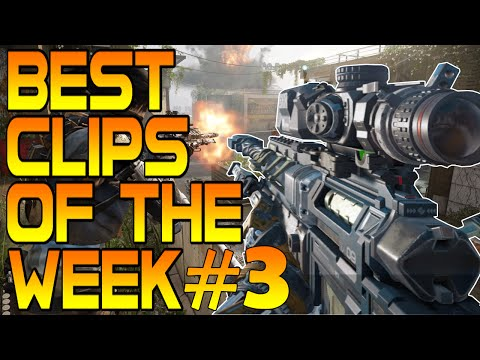 Play BEST CLIPS OF THE WEEK #3 - WITH BLACK OPS 3 CLIPS!
