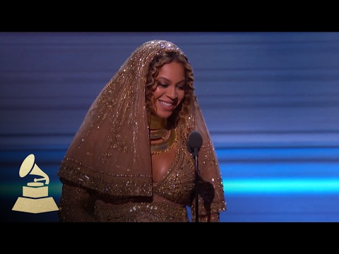 Download Youtube: Beyoncé Wins Best Urban Contemporary Album | Acceptance Speech | 59th GRAMMYs