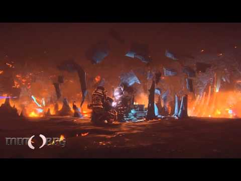 EverQuest Next – Gameplay Combat Tech Demo from SOE Live Reveal