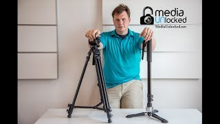 Review of Libec TH-X Tripod System