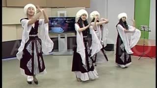 Кыргызский танец