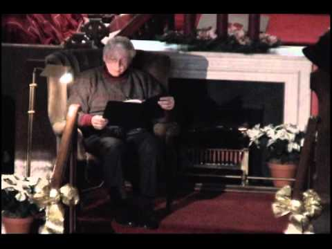 Reading of Dickens A Christmas Carol - Part 7
