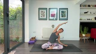 Our 8th Yoga Video - Stimulate the Lymphatic System