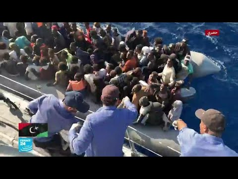 ريبورتاج 3 - حصري: مأساة المهاجرين في ليبيا  - 11:01-2019 / 11 / 13