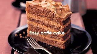 Easy Coffee Cake By Holland's Cakes